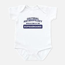 The Supraorganic Infant Bodysuit