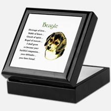 Beagle Keepsake Box