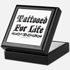 Tattooed For Life Keepsake Box