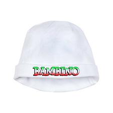 Italian Bambino baby hat