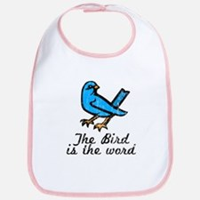 Bird is the Word Bib