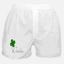Grampa's Shamrock Boxer Shorts