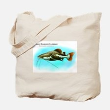 Red-Tailed Catfish Tote Bag
