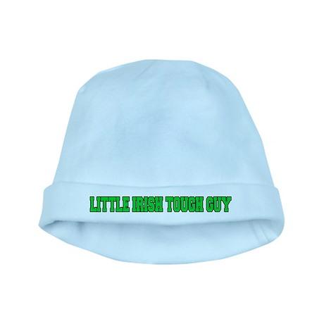 Little Irish Tough Guy baby hat