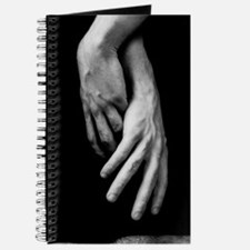 Hands Intertwined Journal