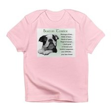 Boston Terrier Infant T-Shirt