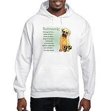 Bullmastiff Jumper Hoody