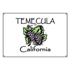 Temecula Grapes Banner