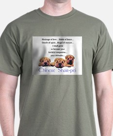 Shar-Pei Puppies T-Shirt