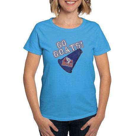 Go Goats Women's Dark T-Shirt