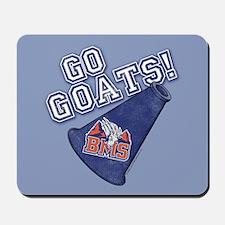 Go Goats Mousepad