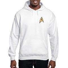 Star Trek Command Logo Hoodie