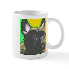 Brindle French Bulldog Mug