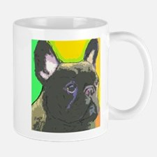 Brindle French Bulldog Mug