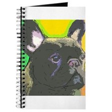 Brindle French Bulldog Journal