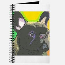 Brindle French Bulldog Journal