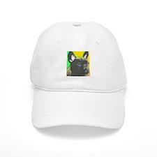 Brindle French Bulldog Baseball Cap