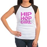 Hip hop Women's Cap Sleeve T-Shirt