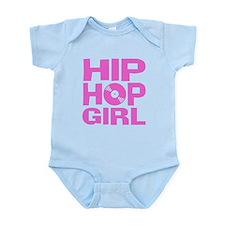 Hip Hop Girl Infant Bodysuit