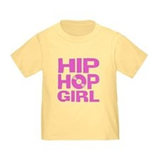 Hip Hop Girl T