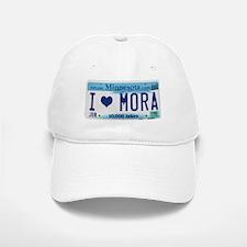 Mora License Plate Baseball Baseball Cap