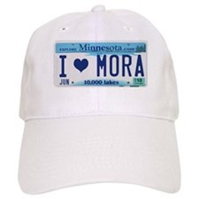 Mora License Plate Baseball Cap