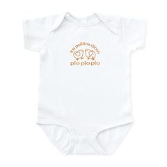 Los Pollitos Dicen Infant Bodysuit