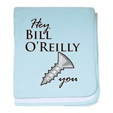 Cute Reilly baby blanket