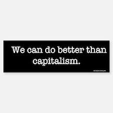 Capitalism Bumper