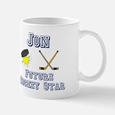 Jon - Future Hockey Star Mug