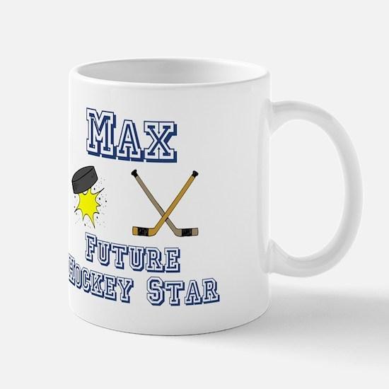 Max - Future Hockey Star Mug