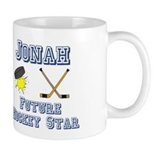 Jonah - Future Hockey Star Mug