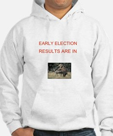 Unique Election results Hoodie