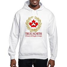 Cute True north drum bugle corps Hoodie