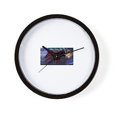Unique Oh Wall Clock