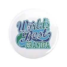 "World's Best Grandpa 3.5"" Button"
