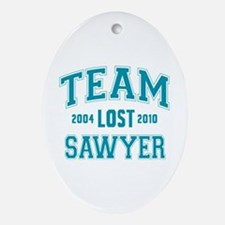 Lost Ornament (Oval)