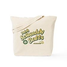 Schweddy Balls SNL Tote Bag