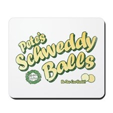 Schweddy Balls SNL Mousepad