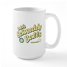 Schweddy Balls SNL Mug