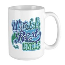 World's Best Uncle Mug