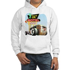 Desert Hills Rat Hooded Sweatshirt