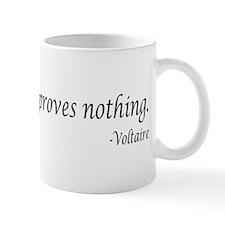 A Witty Saying Mug