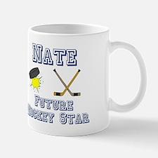 Nate - Future Hockey Star Mug