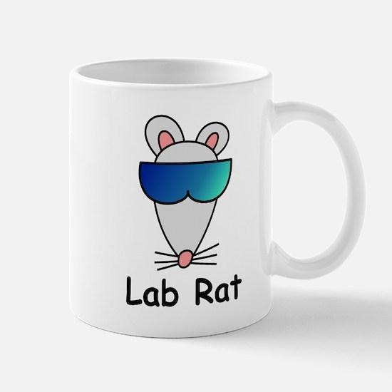 Lab Rat molecularshirts.com Mug