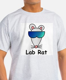Lab Rat molecularshirts.com T-Shirt