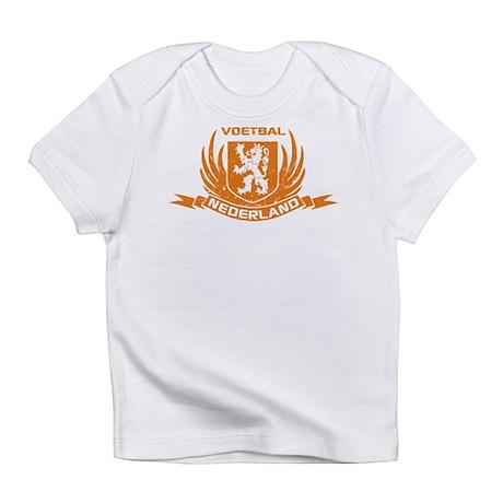 Voetbal Nederland Cres Infant T-Shirt