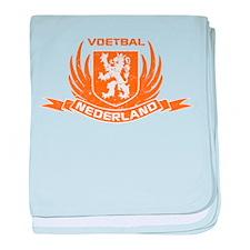 Voetbal Nederland Cres baby blanket