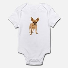 Chihuahua Stand Infant Bodysuit