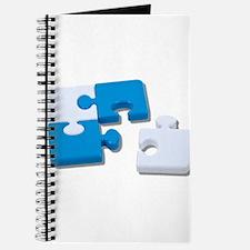 Single Piece Puzzle Journal